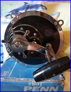 PENN SENATOR 14/0 mulinello da pesca vintage