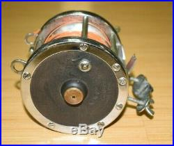 PENN Senator 6/0, Model 114 Deep Sea Fishing Trolling Reel Vintage Made In USA