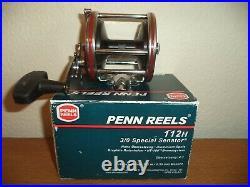 Penn 112h Special Senator 3/0 Fishing Reel New In Box Never Used