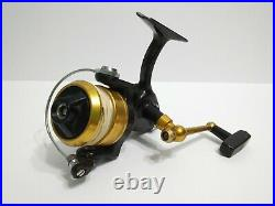 Penn 420SS Spinning Fishing Reel Ultralight Made in USA Gold Black Vintage