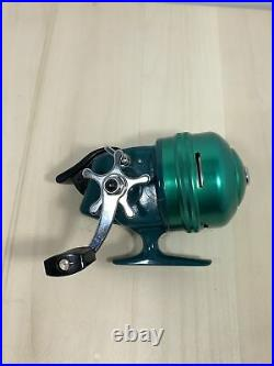 Penn 420 Green Deluxe Spincasting Reel Made In Japan Needs Work