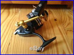 Penn 430ss Reel w Box & 1 Extra Spool Assembly 430 USA Spinning