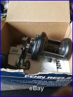 Penn 525 Gs Hi Speed In An Excellent Used Condition Fully Boxed