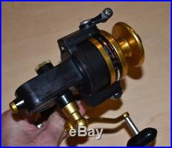 Penn 5500 SS Spinning Fishing Reel Made in USA PREOWNED BUY IT NOW FREE SHIPPING