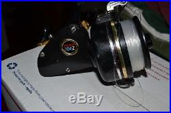 Penn 704Z Spinning Reel, Vintage 35 year old reel Good condition