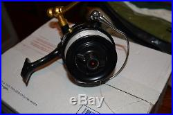 Penn 704Z Spinning Reel, Vintage 35 year old reel Great condition