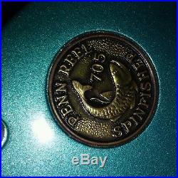 Penn 705 Penn 710 Berkley Reel