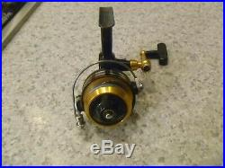 Penn 714Z Spinning Reel with extra spool