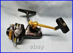 Penn 714Z Ultra Light Spinning Reel USA Made, Clean and Works Great FREE SHIP