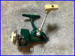 Penn 714 Ultralight Spinfisher in GOOD condition! / GREEN