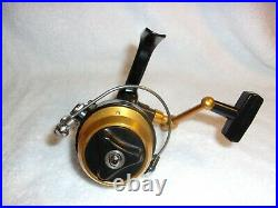 Penn 714 Z Ultra Sport Spinning Fishing Reel Excellent Work Condition Clean