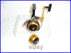 Penn 714 Z Ultrasport Spinning Fishing Reel Excellent Condition Xtra Spool Clean
