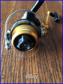Penn 716z Ultralight Fishing Spinning Reel Made in USA Beautiful Condition