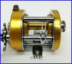 Penn 920 Levelmatic Bait Casting Reel Excellent Working Condition
