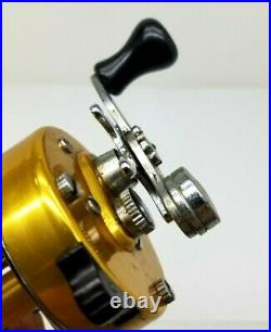 Penn 930 Levelmatic Bait Casting Reel Excellent Working Condition Clean