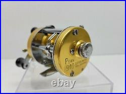 Penn 940 Levelmatic Bait Casting Reel Excellent Working Condition Clean