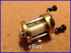 Penn 940 Levelmatic Bait Casting Reel In Original Box With Papers Lot P-15