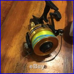 Penn 9500SS Spinning Reel With 2 Extra Spools