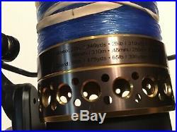 Penn Battle II 8000 Spinning Reel Lot-B-3