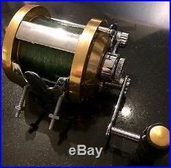 Penn International 12H Vintage Fishing Reel Clean Very RARE! Saltwater Trollin