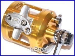 Penn International 16 VSX 2 Speed Lever Drag Conventional Fishing Reel with Box