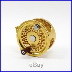 Penn International 2.5G Fly Fishing Reel. Made in USA. With Box, Case, and Papers