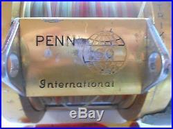 Penn International 50 Fishing Reel Big Game Vintage