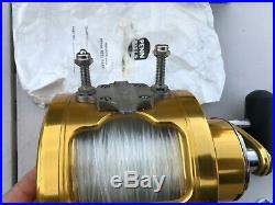 Penn International 80 ST Two Speed Big Game Fishing Reel Vintage Lures Available