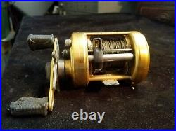Penn International 965 Bait Casting Fishing Reel READ CONDITION FIELD