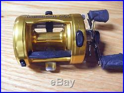 Penn International 965 Gold Casting or Trolling reel in Unused Condition