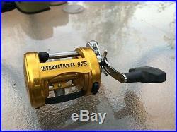 Penn International 975 Big Game Fishing Reel Small Size Vintage Lures