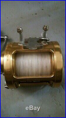Penn International ll 50TW Fishing Reel Vintage One Owner Good used condition