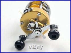 Penn Levelmatic 910 Bait Casting Reel Excellent Condition Vintage
