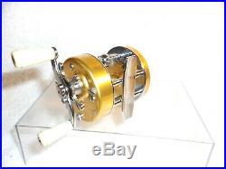 Penn Levelmatic 910 Bait Casting Reel Excellent Condition Vintage Clean