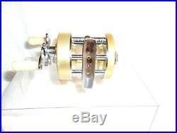 Penn Levelmatic 910 Bait Casting Reel Excellent Condition Vintage Clean Beauty