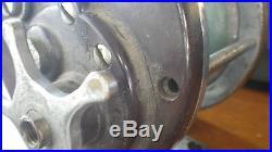 Penn Model K Star Drag 1932 Vintage Fishing Reel Repair NO HANDLE AS IS