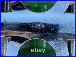 Penn Monofil No 26 Reel Rare Green Side Plates COLLECTORS CHOICE REEL Used