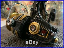 Penn Power Drag 7500 Ss Fishing Reel In Gold / Made In USA