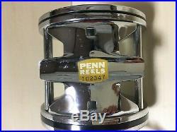 Penn ReeLS 114H 6/0 SENATOR Big Game ReeL and collaboration Vintaig Unused item