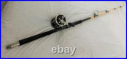 Penn Reel 115 L 9/0 with Daiwa 6' Saltline Rod Combo Used Clean Ready to Fish