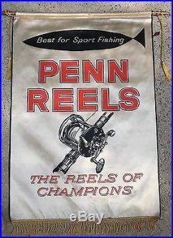 Penn Reels Adertising Banner