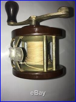 Penn Sea Hawk 1933 Vintage Fishing Reel, Rare Collectible, SeaHawk
