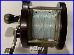 Penn Seaford Fishing Reel Vintage