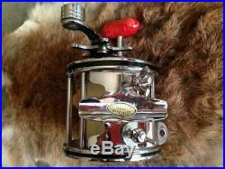 Penn SenatorII 4/0 Saltwater fishing reel made in U. S. A. Vintage Good condition