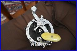 Penn Senator 113 4/0 Vintage Saltwater Fishing Big Game Reel Tackle Star Drag