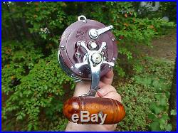 Penn Senator 114-H Fishing Reel Vintage SMOOOOOOOOTH