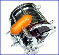 Penn Senator 114-H deep sea boat fishing multiplier reel high speed, superb c