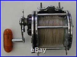 Penn Senator 114h High Speed Reel Made In USA R14321