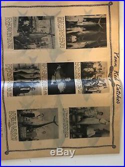 Penn Senator 115 9/0 Reel Box And Origonal Paperwork