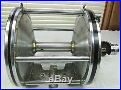 Penn Senator 12/0 116 Reel First Model c. 1937 with Original Catalin Knob Handle